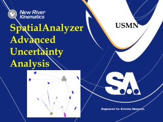 SpatialAnalyzer Advanced Uncertainty Analysis