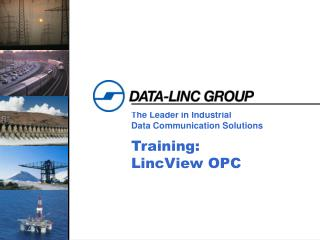 Training: LincView OPC