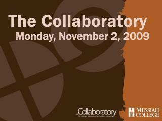 The Collaboratory