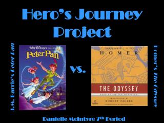 Hero s Journey Project