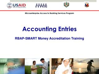 Microenterprise Access to Banking Services Program