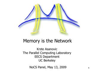 Memory is the Network