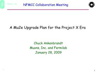 A Mu2e Upgrade Plan for the Project X Era
