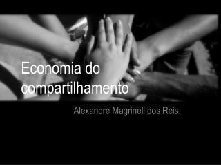 Economia do compartilhamento