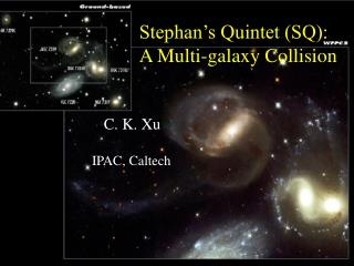 Stephan's Quintet (SQ): A Multi-galaxy Collision
