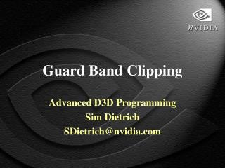 Guard Band Clipping