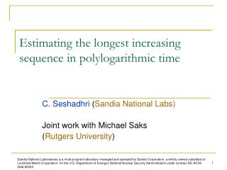Estimating the longest increasing sequence in polylogarithmic time