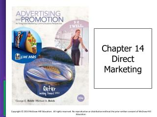 Chapter 14 Direct Marketing