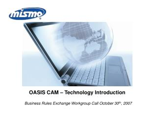 OASIS CAM – Technology Introduction