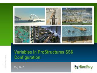 Variables in ProStructures SS6 Configuration