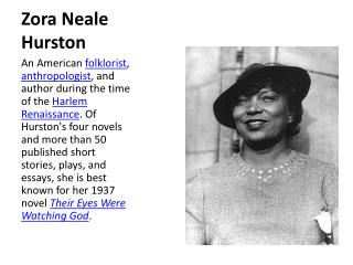 zora neale hurstons sweat essay  term paper academic service  zora neale hurstons sweat essay zora neale hurston explores her own sense  of online did you