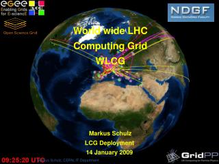 World wide LHC Computing Grid WLCG