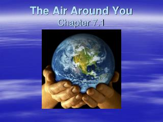 The Air Around You Chapter 7.1