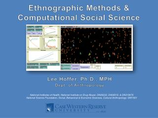 Ethnographic Methods &  Computational Social Science