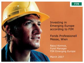 Introduction of FIM
