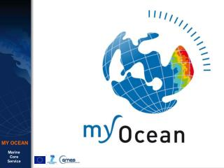 MyOcean Pre-Operational Readiness Review