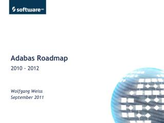 Adabas Roadmap