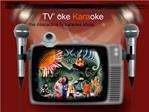 TV  oke Karaoke