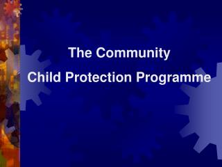 The Community  Child Protection Programme