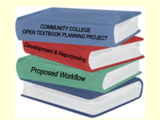 COMMUNITY COLLEGE  OPEN TEXTBOOK PLANNING PROJECT
