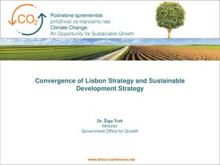 Convergence of Lisbon Strategy and Sustainable Development Strategy