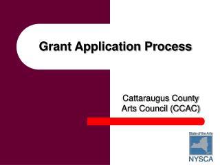 Grant Application Process