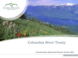 Columbia River Treaty