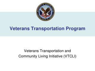 Veterans Transportation Program