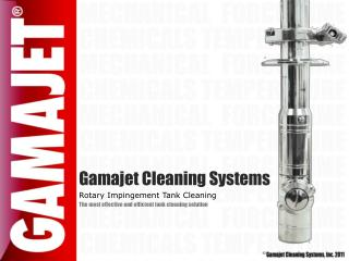 Gamajet Cleaning Systems