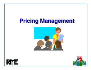 Pricing Management