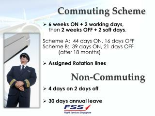 Commuting Scheme