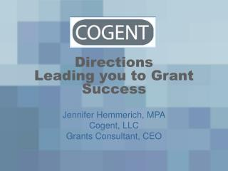 Directions  Leading you to Grant Success