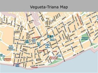 Vegueta-Triana Map