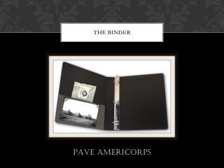 The Binder