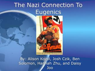 The Nazi Connection To Eugenics