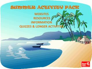 SUMMER ACTIVITY PACK