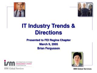 IT Industry Trends & Directions