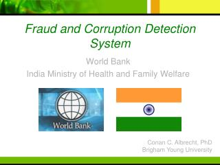 Fraud and Corruption Detection System