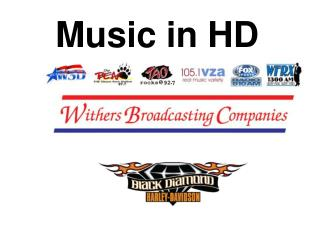 Music in HD