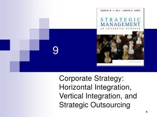 Corporate Strategy: Horizontal Integration,  Vertical Integration, and Strategic Outsourcing