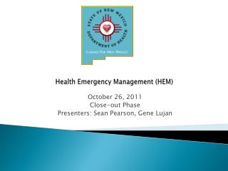 Health Emergency Management (HEM)