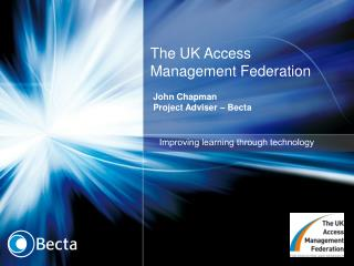 The UK Access Management Federation
