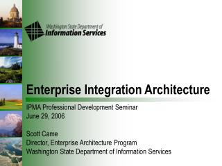 Enterprise Integration Architecture