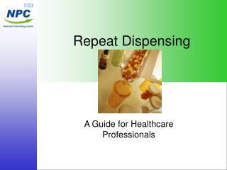 Repeat Dispensing