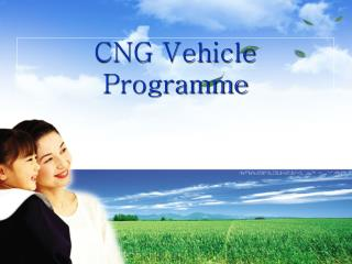 CNG Vehicle Programme