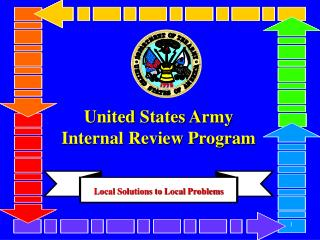 United States Army Internal Review Program