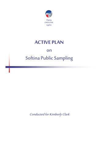 ACTIVE PLAN on Softina Public Sampling