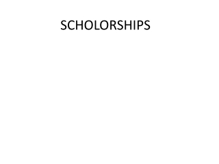 Merit-cum-Means Scholarship Scheme for Minority Communities Students