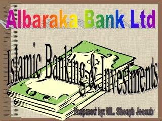 Albaraka Bank Ltd