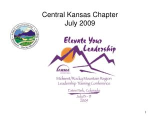 Central Kansas Chapter July 2009